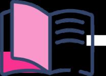 Corporate Brochure / Folder with Side Pockets