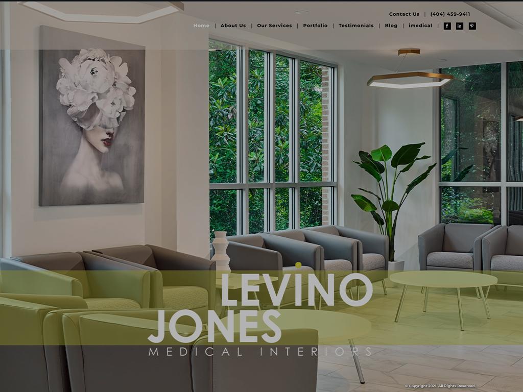 Levino Jones Medical Interiors