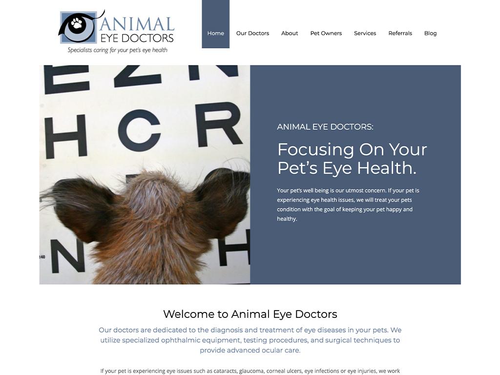 Animal Eye Doctors