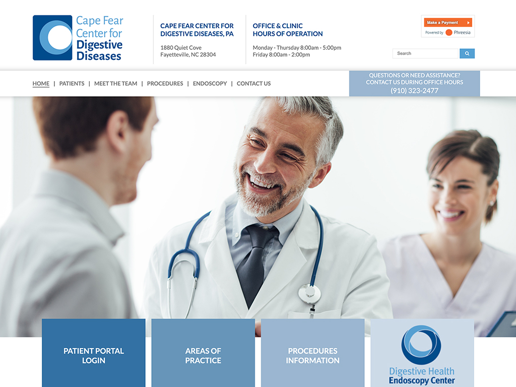 Cape Fear Center of Digestive Diseases