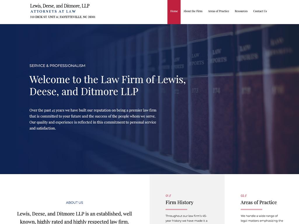 Lewis Deese Ditmore, LLP