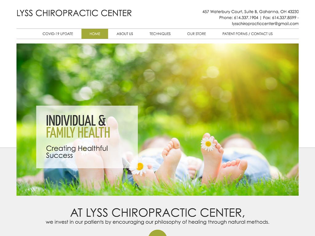 Lyss Chiropractic Center