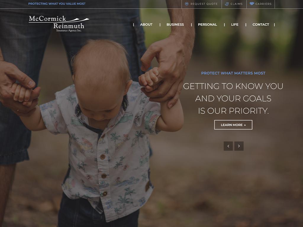 McCormick Reinmuth Insurance