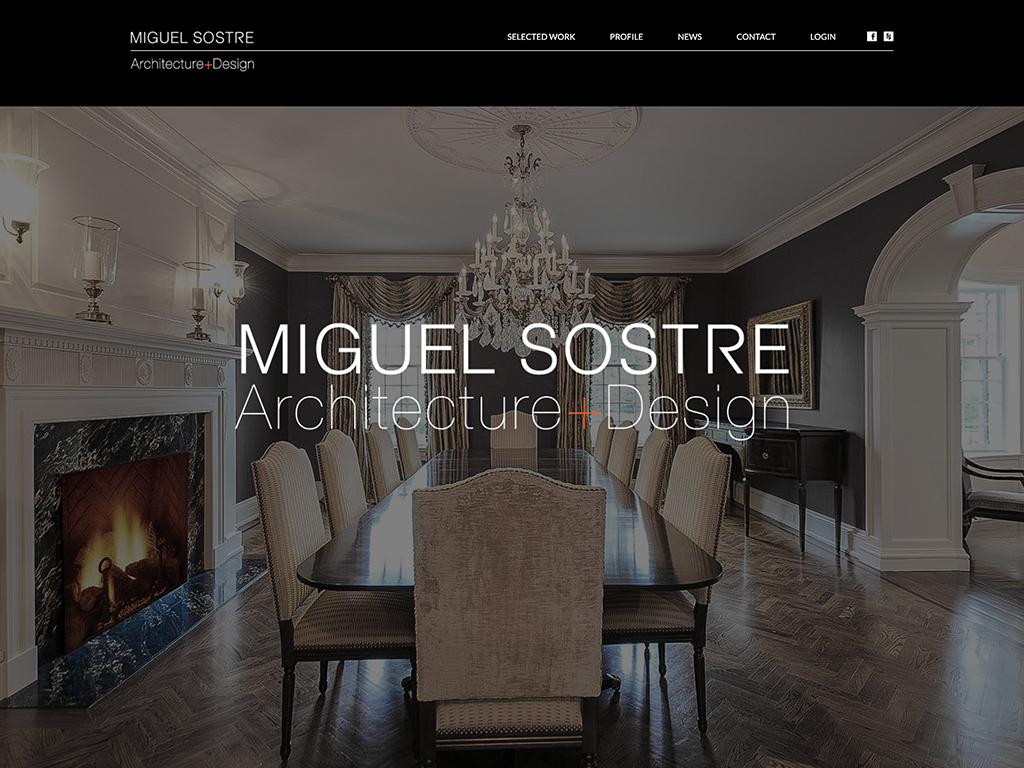 Miguel Sostre Architecture