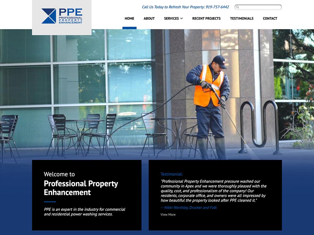 Professional Property Enhancement