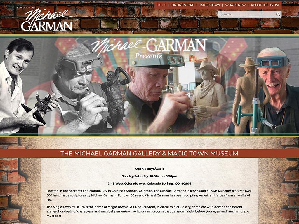 Michael Garman Museum Gallery