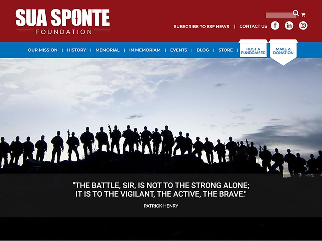 Sua Sponte Foundation