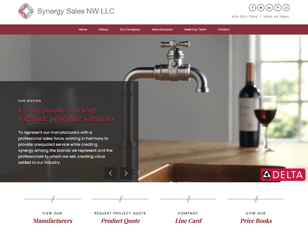 Synergy Sales NW