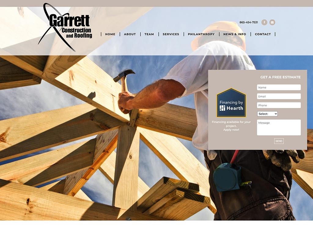 Garrett Construction
